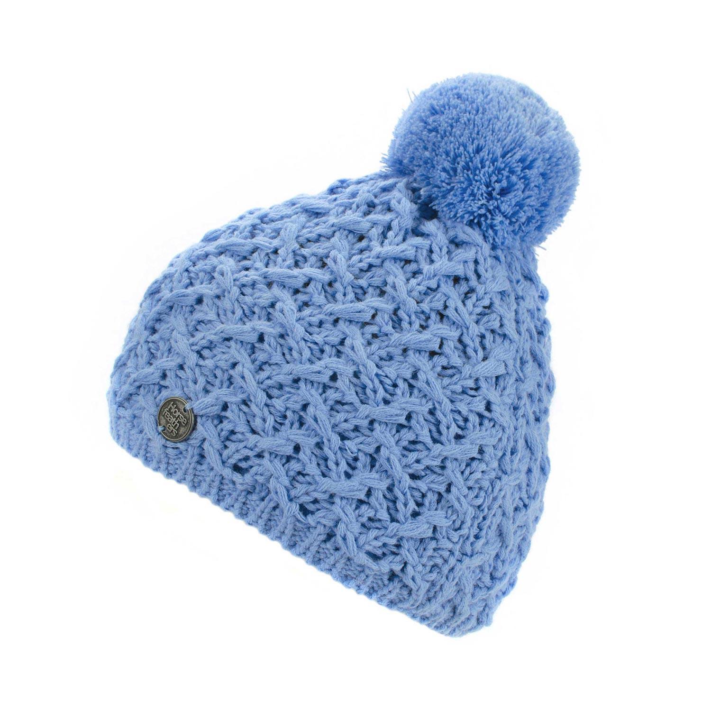 Zimní čepice Horsefeathers Eliz sky blue