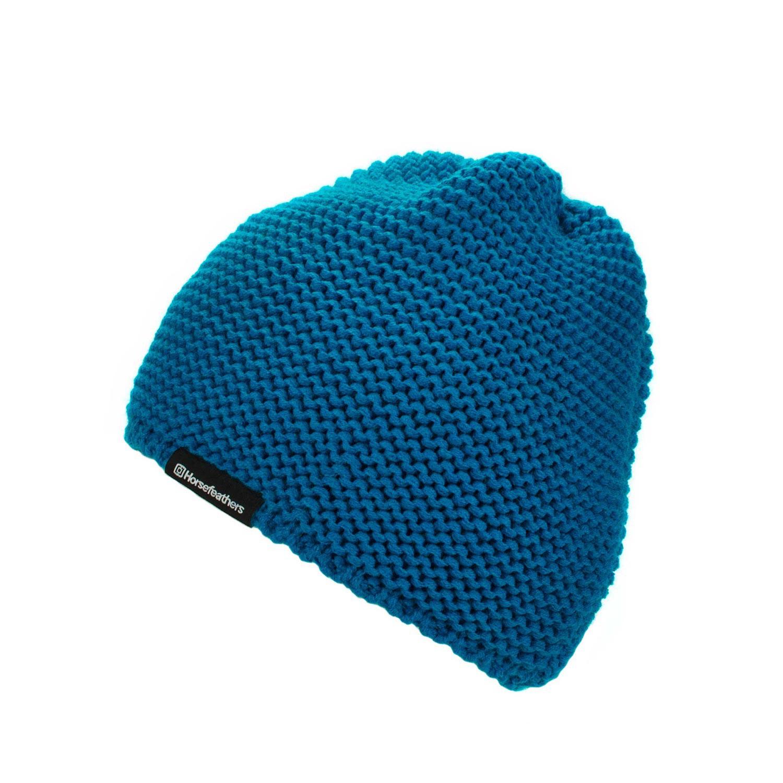 Zimní čepice Horsefeathers Fletcher blue 16/17 + doručení do 24 hodin