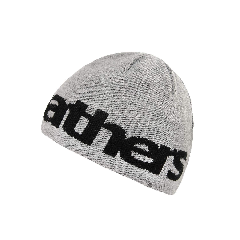 Zimní čepice Horsefeathers Fuse heather grey
