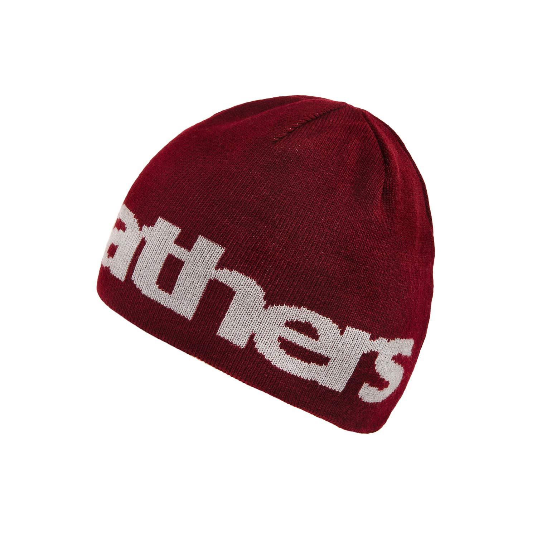 Zimní čepice Horsefeathers Fuse ruby