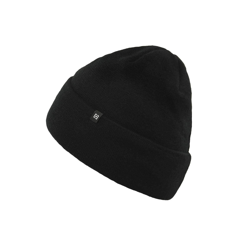 Zimní čepice Horsefeathers Greis black