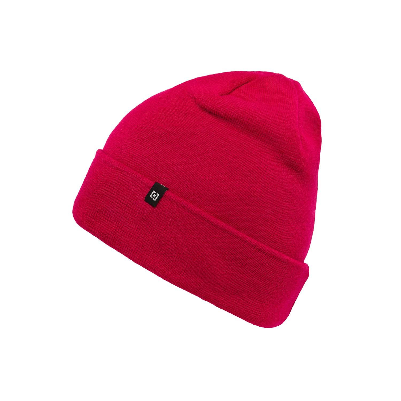 Zimní čepice Horsefeathers Greis pink