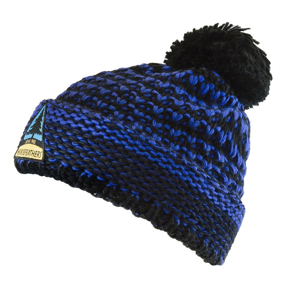 Zimní čepice Horsefeathers Hugh blue