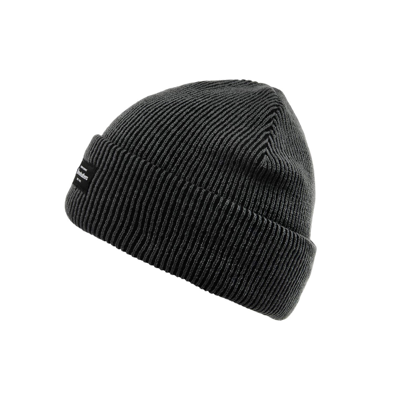 Zimní čepice Horsefeathers Lapis black