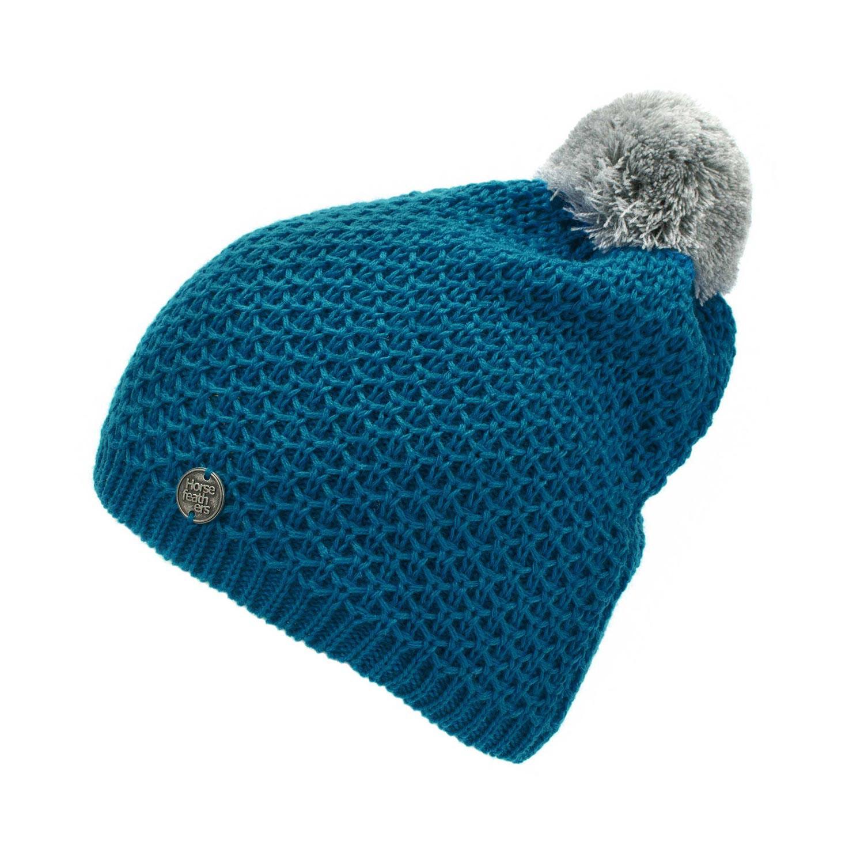 Zimní čepice Horsefeathers Liz blue