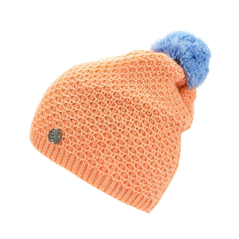 Zimní čepice Horsefeathers Liz pumpkin