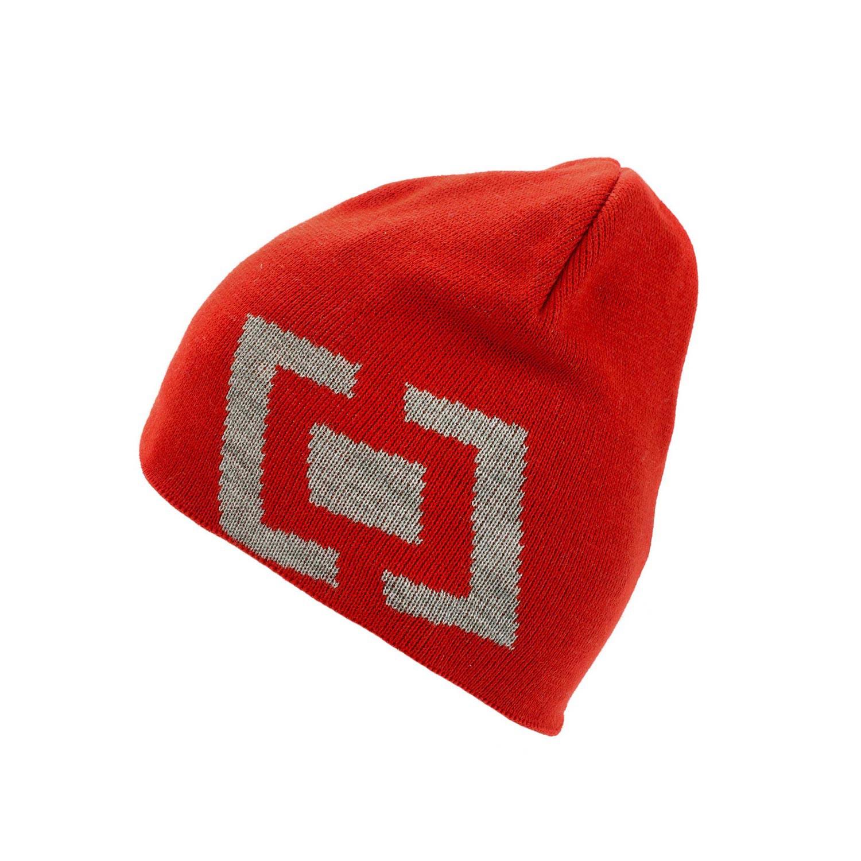 Zimní čepice Horsefeathers Magnus red
