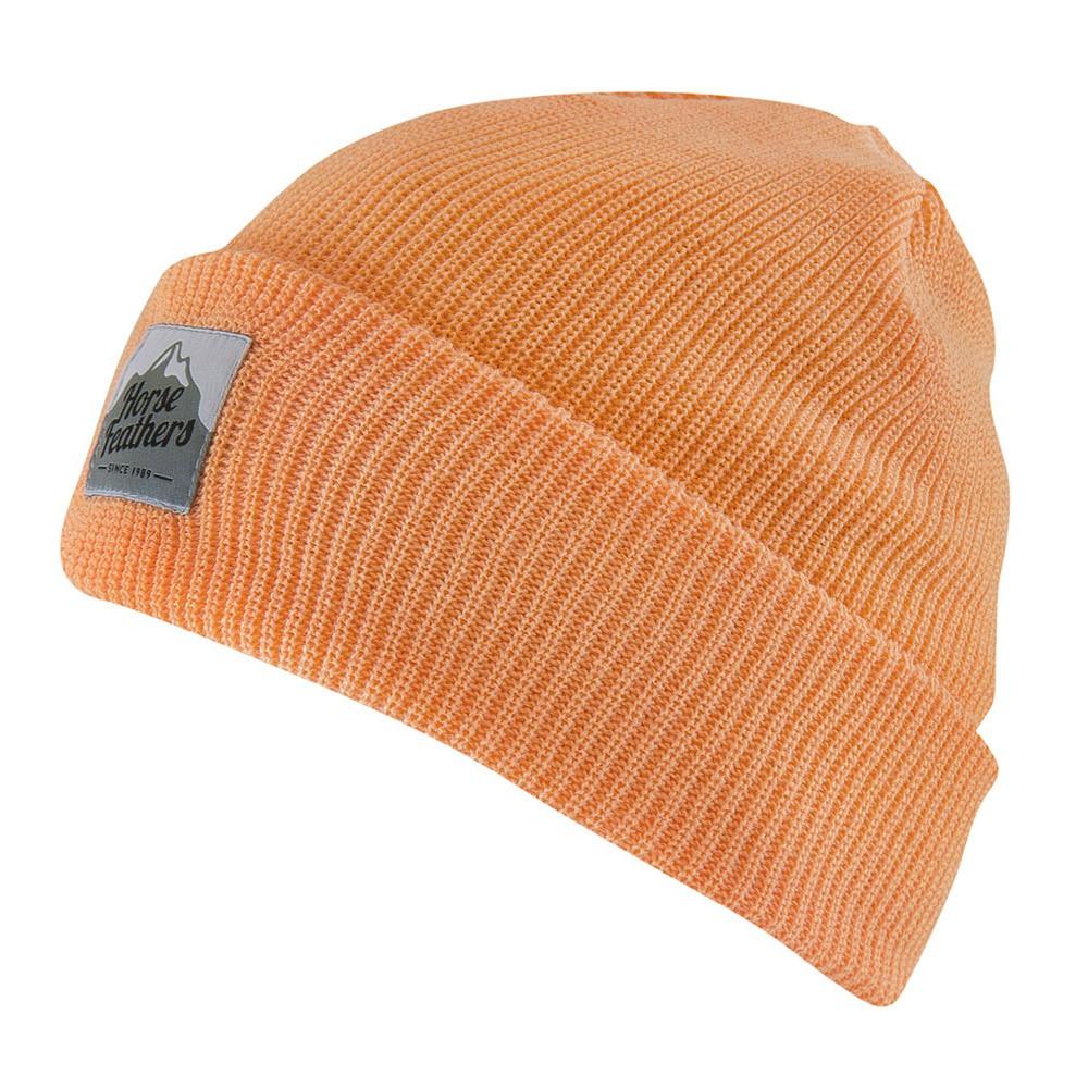 Zimní čepice Horsefeathers Nina pumpkin 15/16 + doručení do 24 hodin