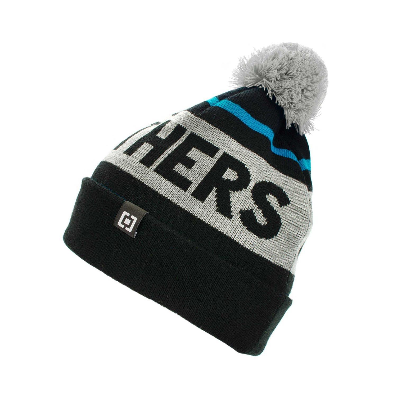 Zimní čepice Horsefeathers Peyton black
