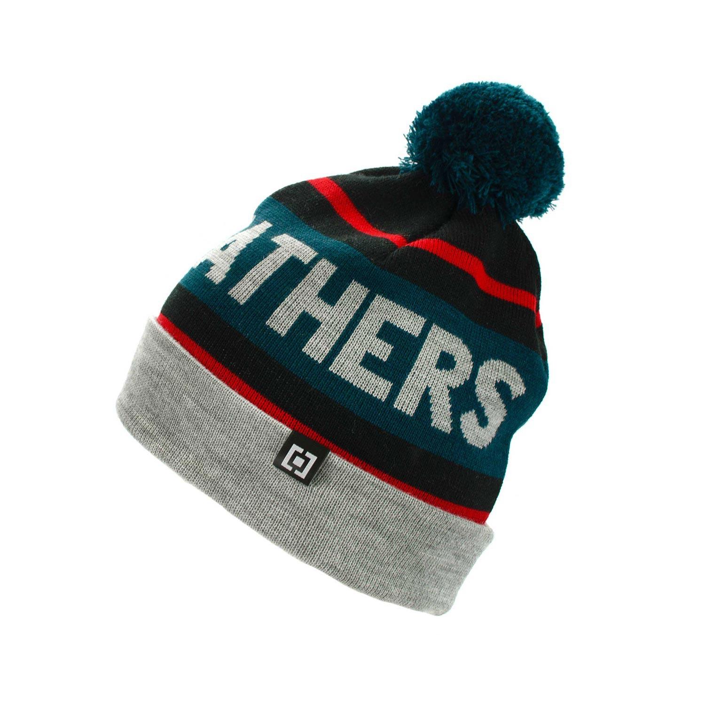 Zimní čepice Horsefeathers Peyton red 16/17 + doručení do 24 hodin