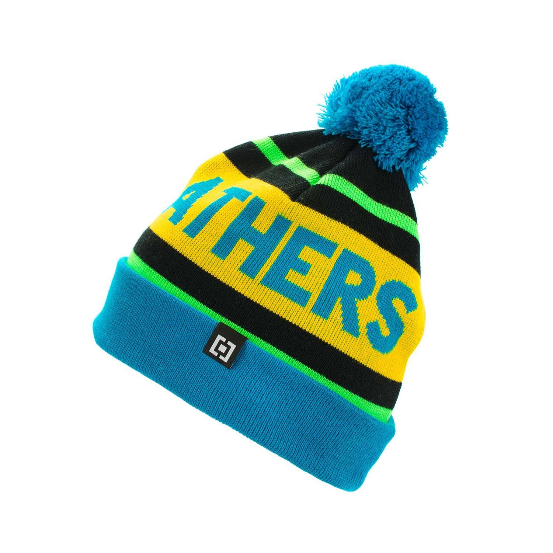 Zimní čepice Horsefeathers Peyton yellow