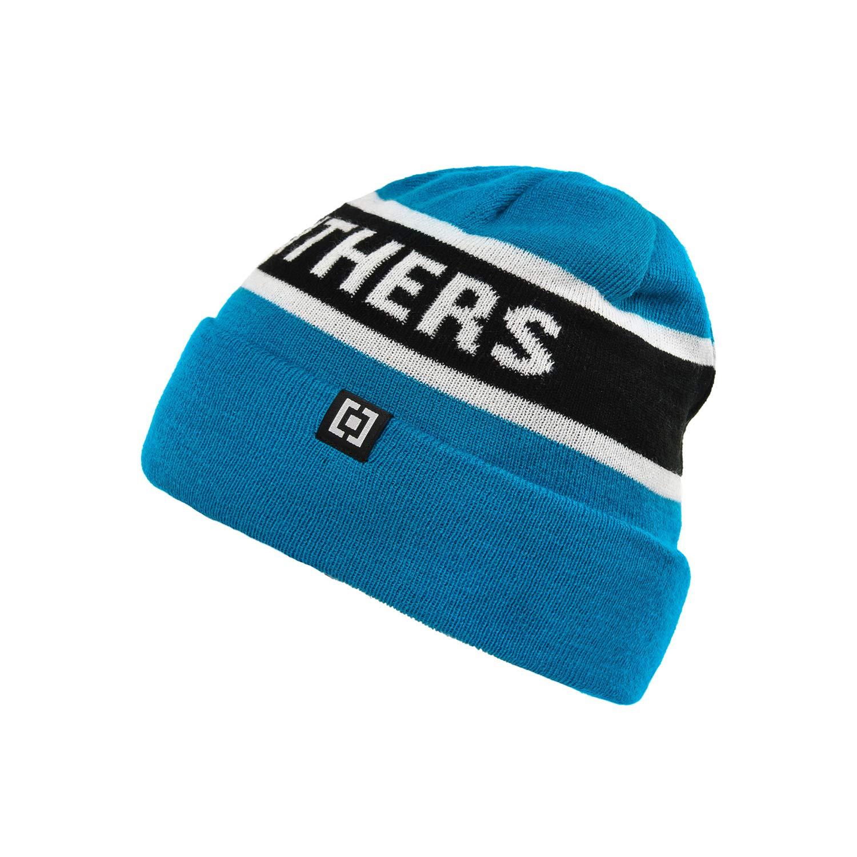 Zimní čepice Horsefeathers Ramo blue