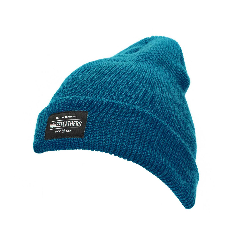 Zimní čepice Horsefeathers Tina blue