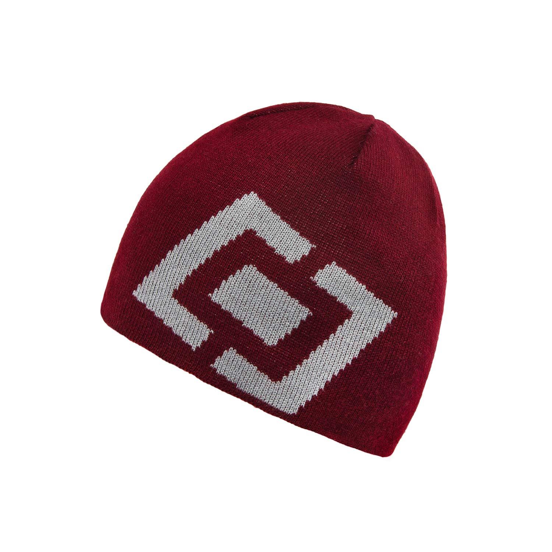 Zimní čepice Horsefeathers Windsor ruby