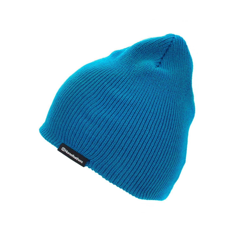 Zimní čepice Horsefeathers Yard blue 16/17 + doručení do 24 hodin