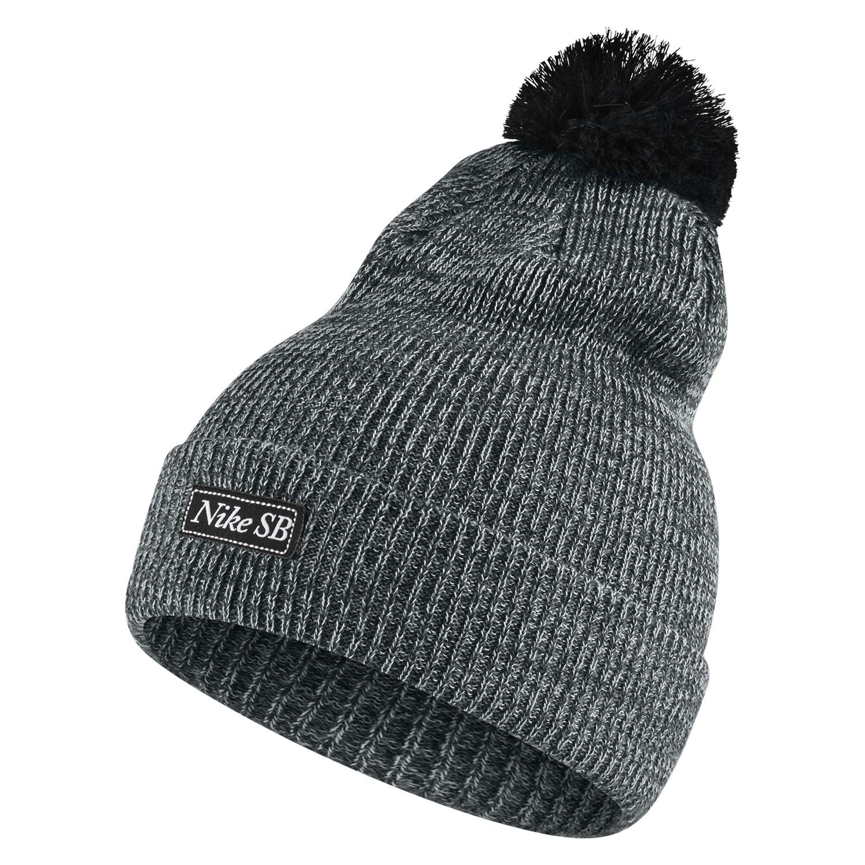 Zimní čepice Nike SB 2-In-1 Pom Knit seaweed