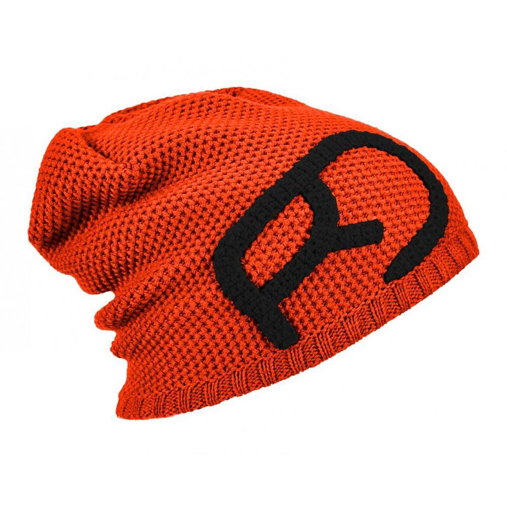 Zimní čepice Ortovox Rock'n'wool M crazy orange 16/17 + doručení do 24 hodin