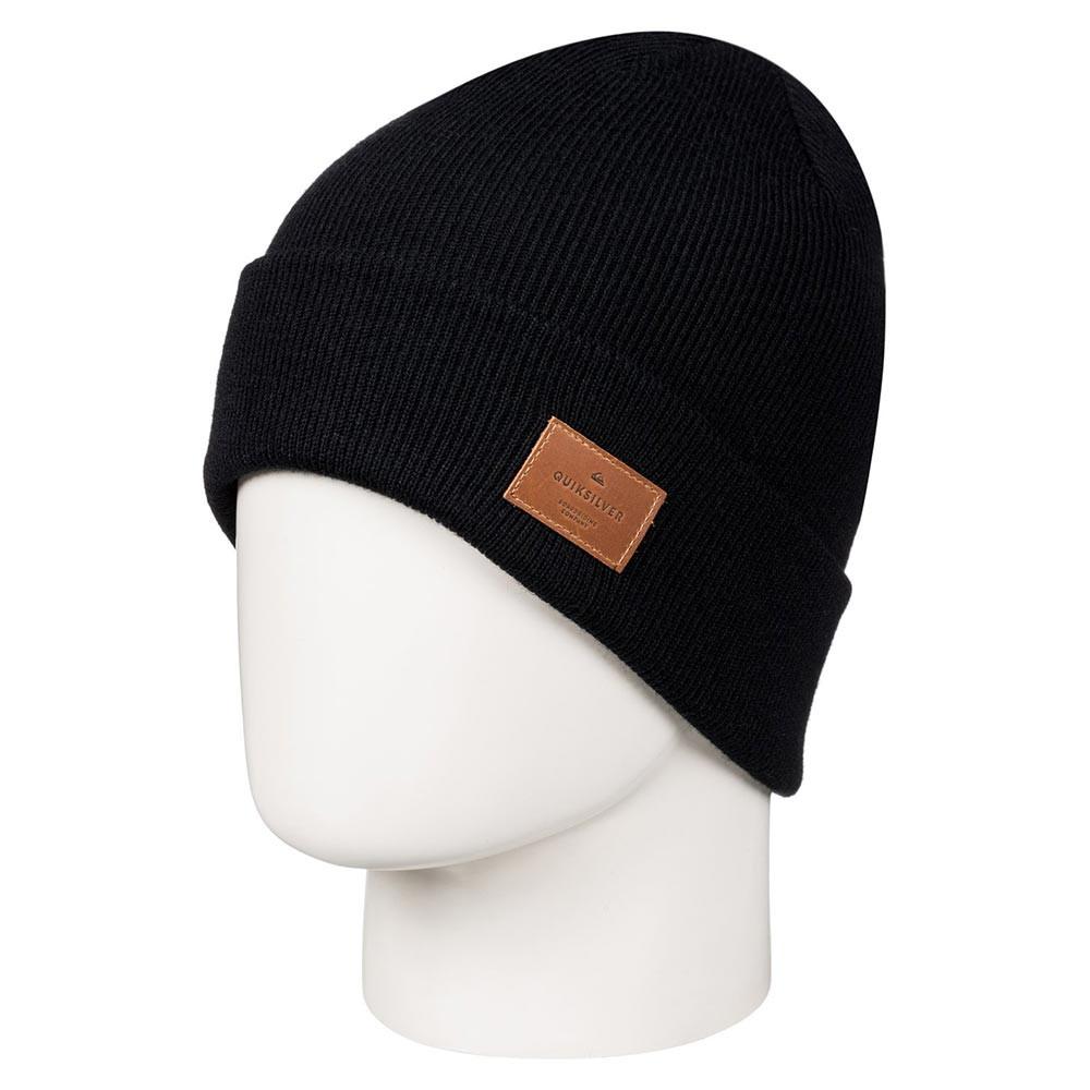 Zimní čepice Quiksilver Brigade black