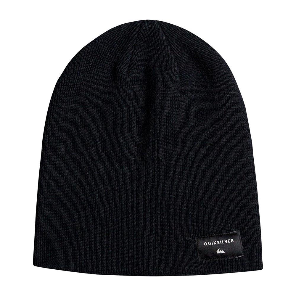 Zimní čepice Quiksilver Cushy Slouch black
