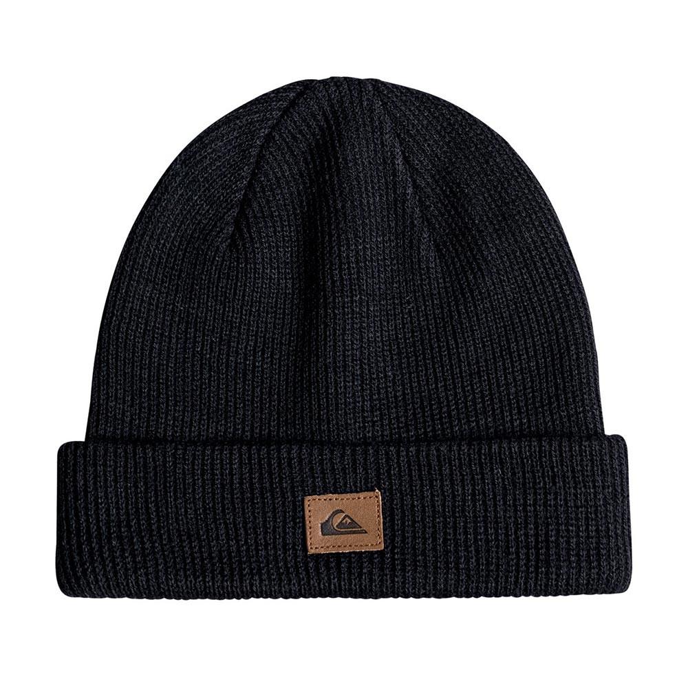 Zimní čepice Quiksilver Performed black