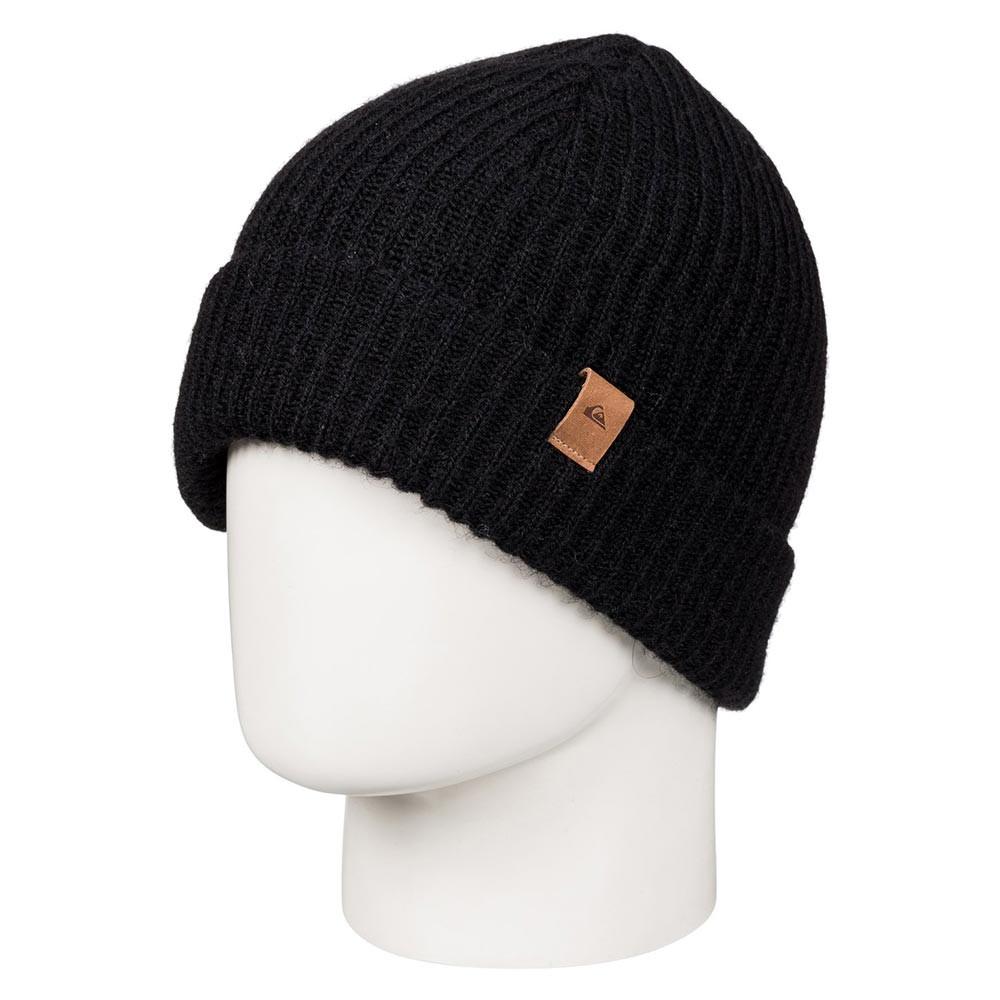 Zimní čepice Quiksilver Routine black