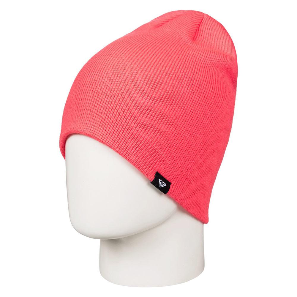 Zimní čepice Roxy Dare To Dream neon grapefruit