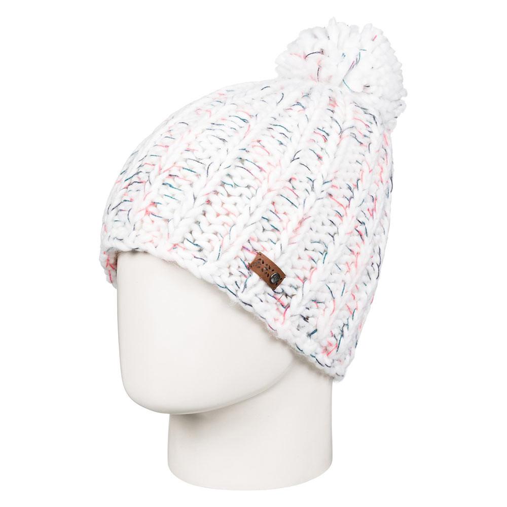 Zimní čepice Roxy Nola bright white