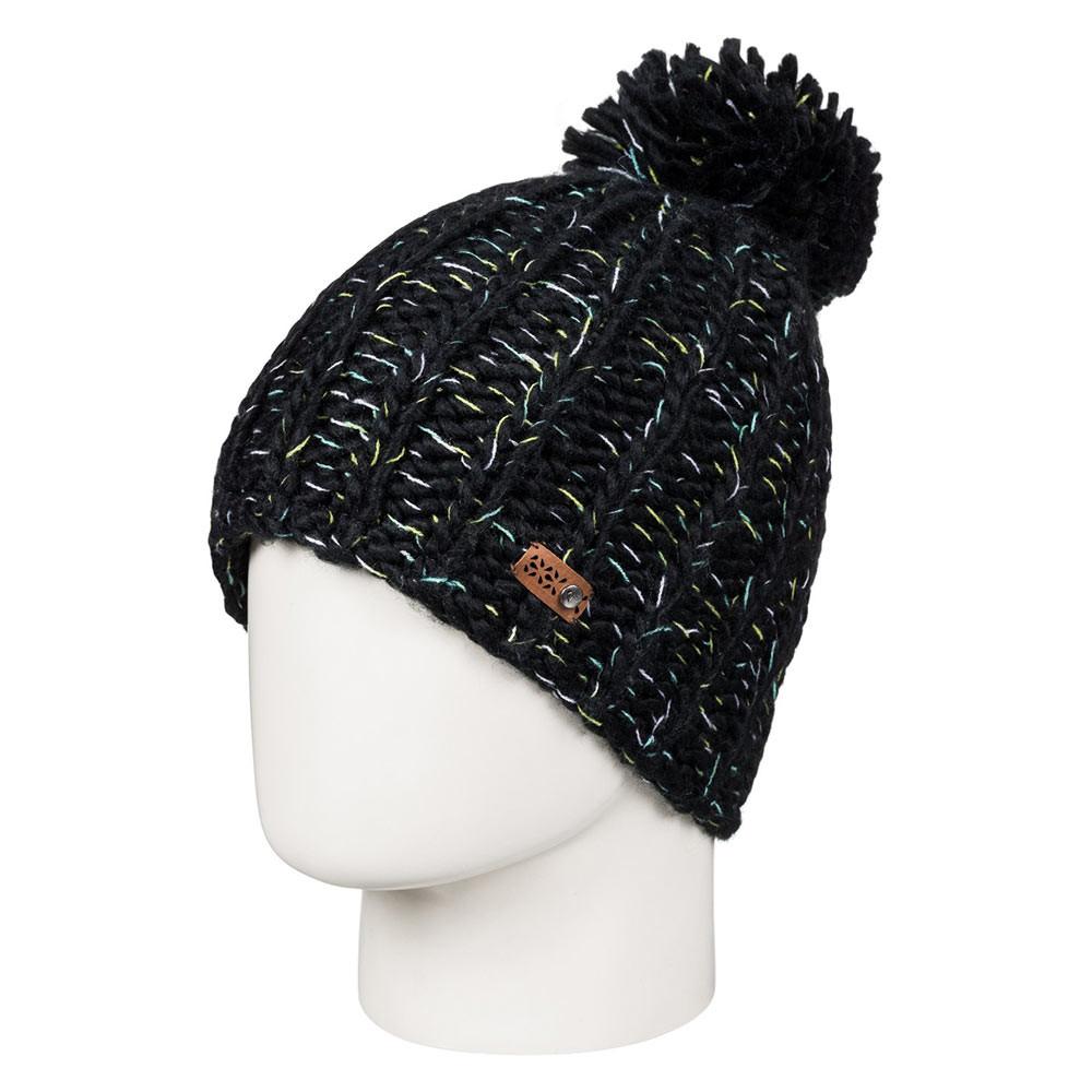 Zimní čepice Roxy Nola true black