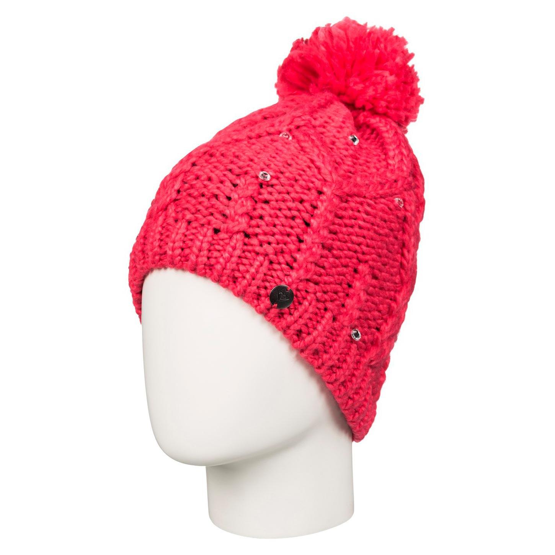 Zimní čepice Roxy Shooting Star paradise pink