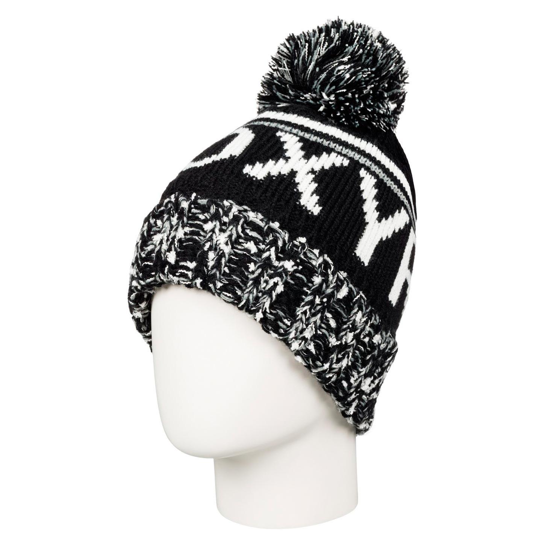Zimní čepice Roxy Tonic true black
