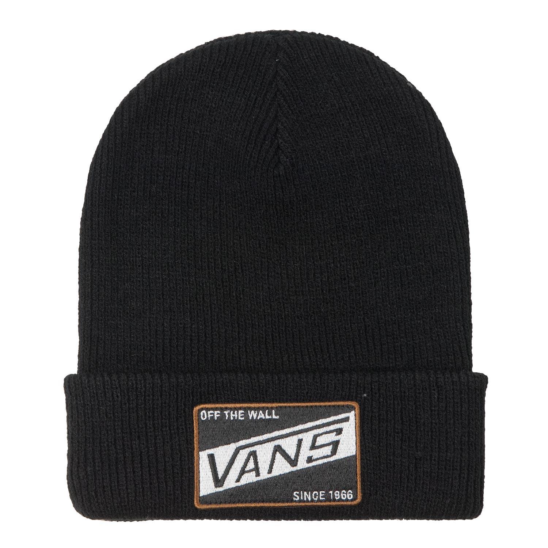Zimní čepice Vans Bagley black