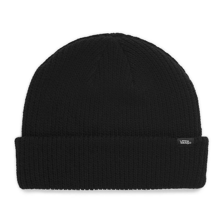 Zimní čepice Vans Core Basics black