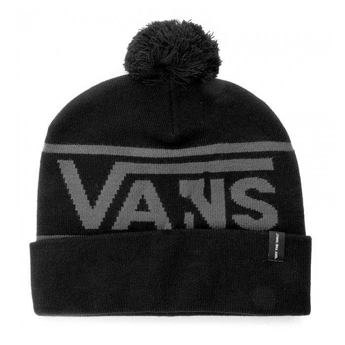 Zimní čepice Vans Drop V black