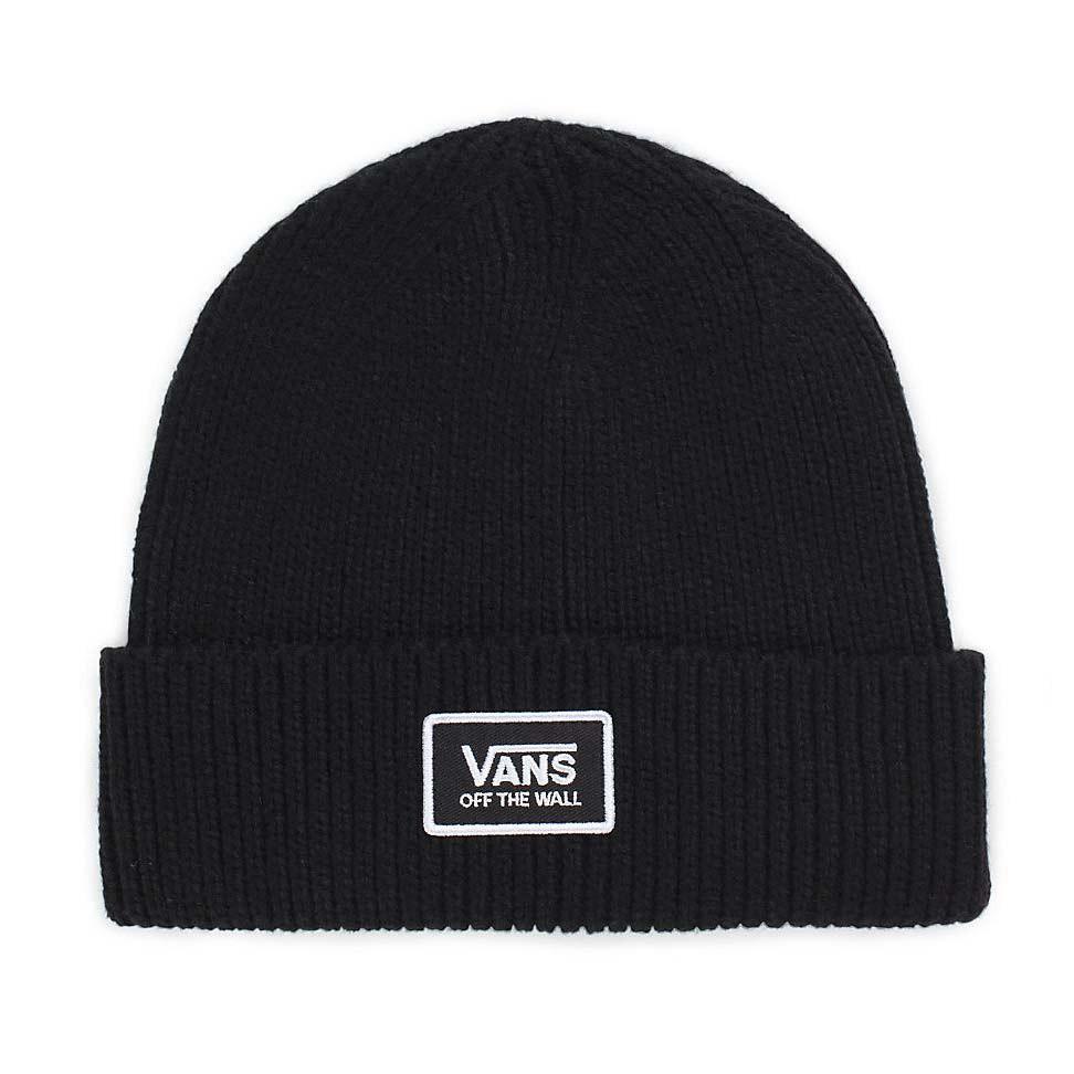 Zimní čepice Vans Falcon black