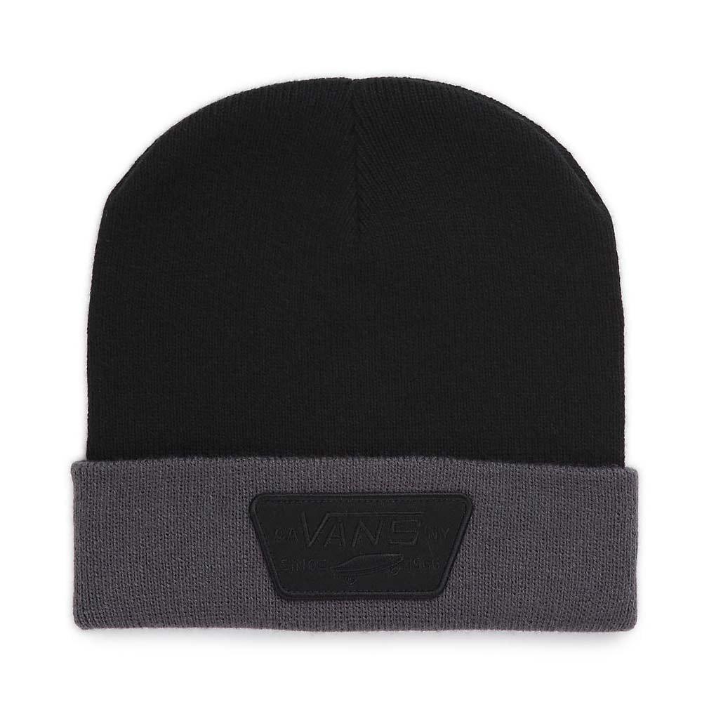 Zimní čepice Vans Milford black/asphalt