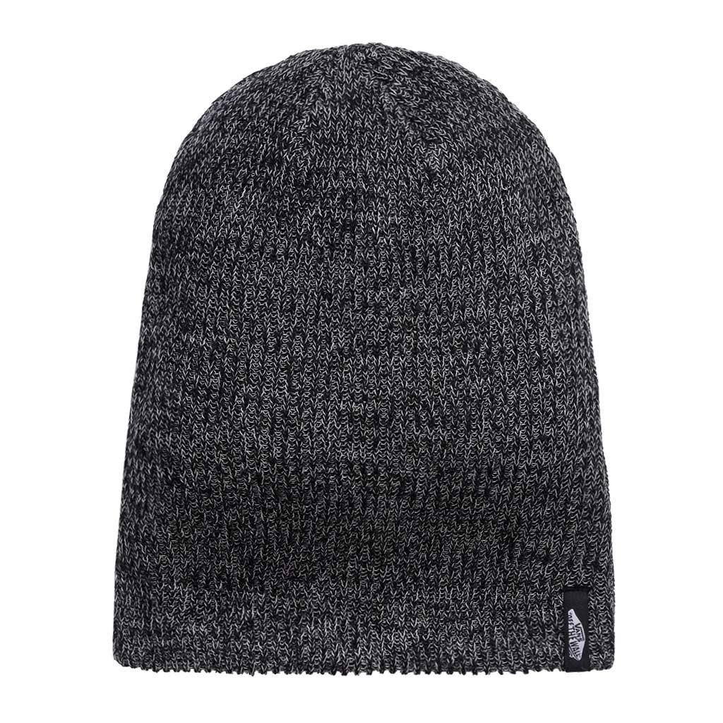 Zimní čepice Vans Mismoedig black heather