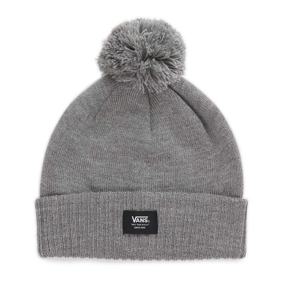 Zimní čepice Vans Toulan Pom heather grey