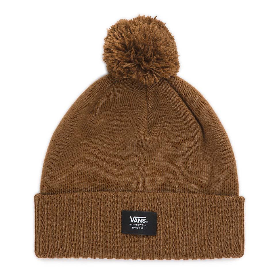 Zimní čepice Vans Toulan Pom toffee