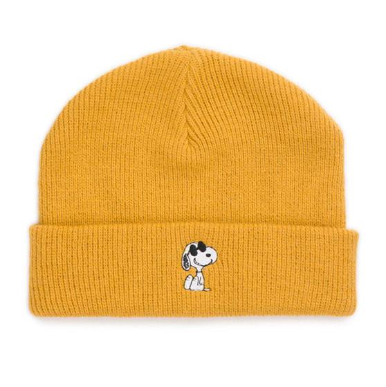 Zimní čepice Vans Vans X Peanuts mineral yellow