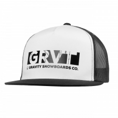 Gravity Bandit Trucker black 2018/2019