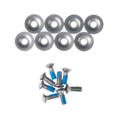 Gravity Binding Screws silver 2018/2019