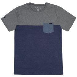 Gravity 3-Tone Pocket grey/indigo heather 2015/2016