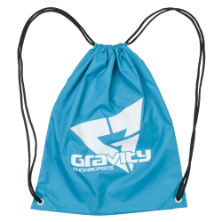 Gravity Cinch Bag cyan 2013/2014