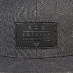 Gravity Contra dark heather 2018/2019