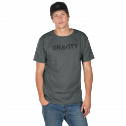 Gravity Logo heather grey 2018/2019
