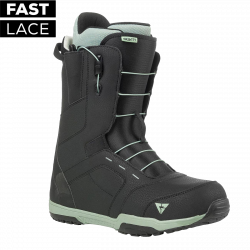 Gravity Recon Fast Lace black 2018/2019