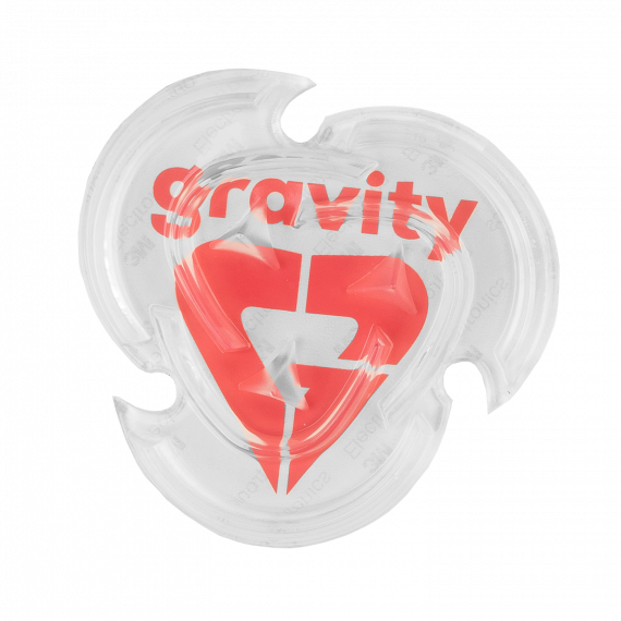 Gravity Heart Mat clear 2018/2019