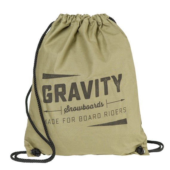 Gravity Jeremy Cinch Bag canvas 2016/2017