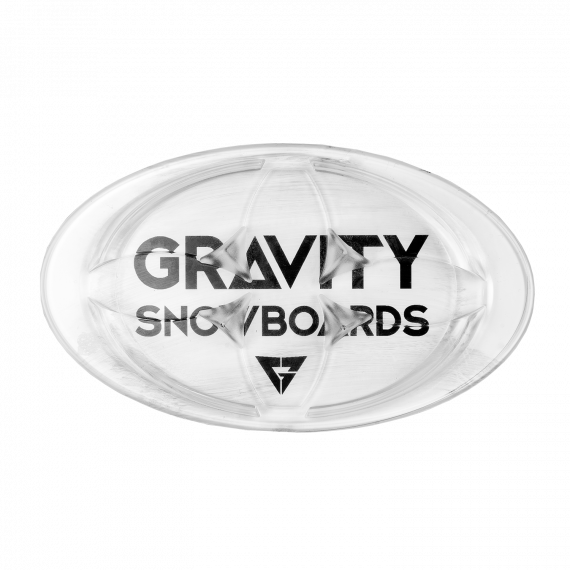 Gravity Logo Mat clear 2018/2019