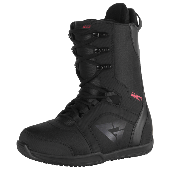 Gravity Recon black/red 2013/2014